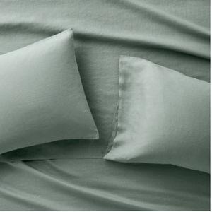 Linen Pillowcase Set